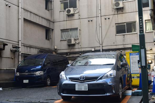 パークジャパン新宿3丁目第1駐車場