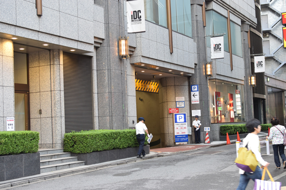 MI新宿ビル南館駐車場