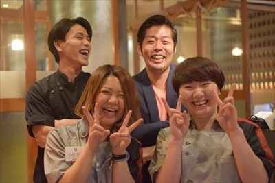 日本の和牛焼肉店はどこに行ってもおいしいんですよ。まずいものを提供する方が難しい!
