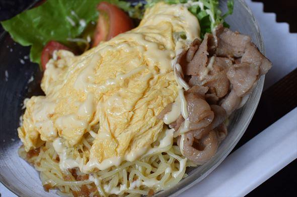 ポークジンジャー冷麺 980円