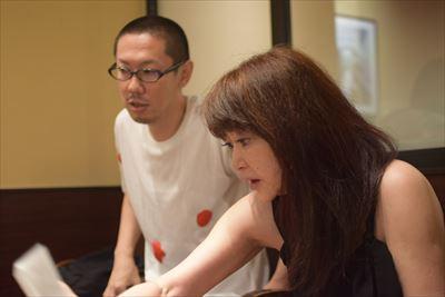 新宿ロフトプラスワンにて、作家中村うさぎ × 歌人枡野浩一のトークイベントが開催されます。
