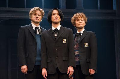 シアターサンモールにて劇団スタジオライフ上演20周年記念萩尾望都作品連鎖公演中。